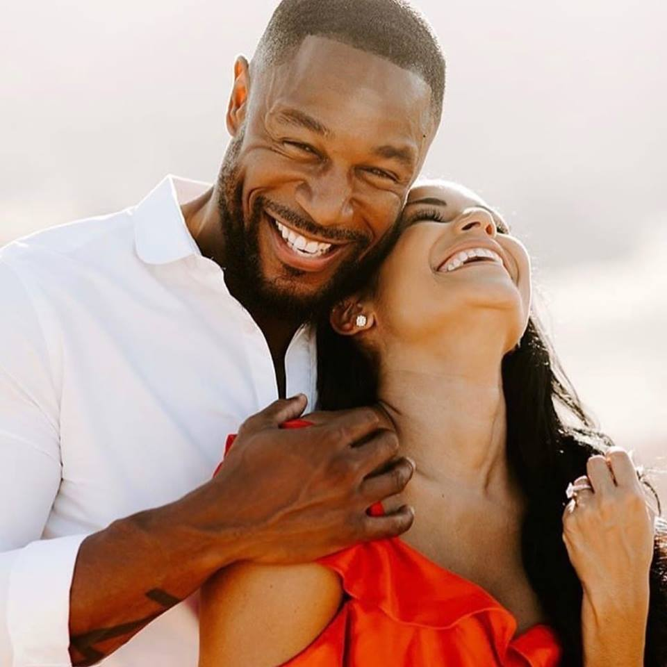 Congrats: Tank Marries Longtime Girlfriend Zena Foster