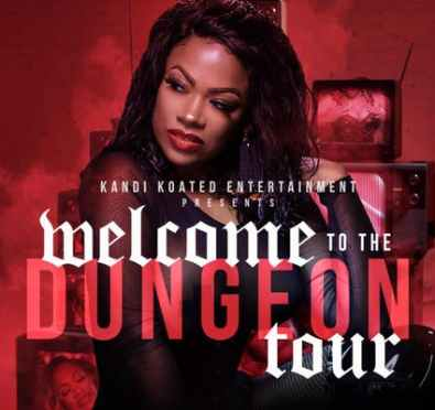 Kandi Burruss Announces 'Welcome To The Dungeon Tour' Coming To D.C., NYC, Texas & More