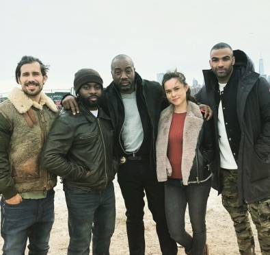 Peacock In Negotiations To Pick Up 'New York Undercover' Reboot