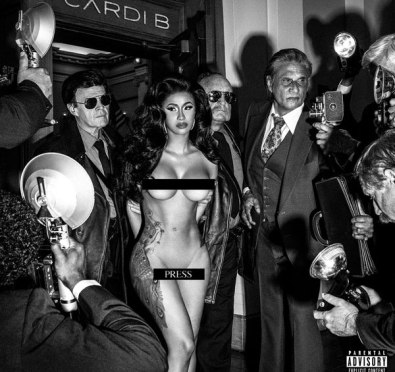New Music: Cardi B 'Press'