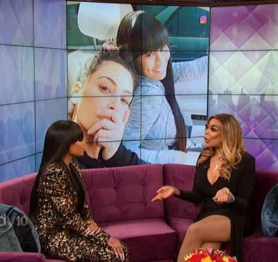Must See: Blac Chyna Visits 'Wendy' For First Time, Spills on The Kardashians, Tyga+Kylie Jenner+Rob Kardashian Drama & More in Juicy Sit Down