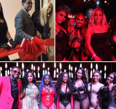 RHOA Takeover The DMV: Kandi Burruss Celebrates B-Day at 'Dungeon Tour' DC Stop, Nene Leakes Opens New Store at MGM National Harbor [Photos/Videos]