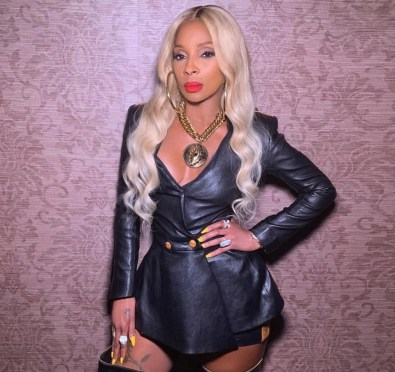 Mary J. Blige To Receive Lifetime Achievement Award at 2019 BET Awards