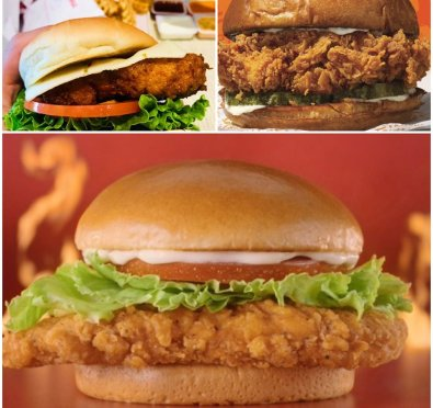 Chicken Beef: Wendy's Throws Hilarious Shade To Popeye's and Chick Fil-A Over Chicken Sandwich Debate