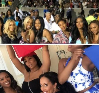 Issa Cast! 'The Real Housewives of Atlanta' Ladies Spotted Filming First Girls Trip of Season 12 at Toronto's Carnival [Pics/Videos]