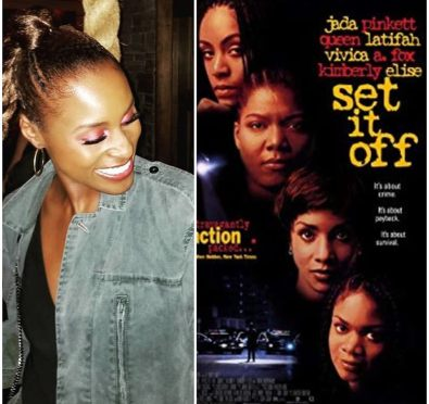 Report: Issa Rae Preparing 'Set It Off' Remake