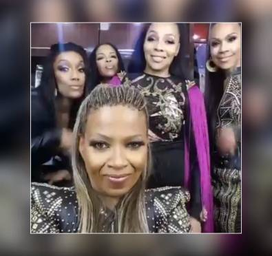 HERE FOR IT: All Five Members of En Vogue Reunite as EV5 To Perform at City of Hope Gala [Photos/Videos]