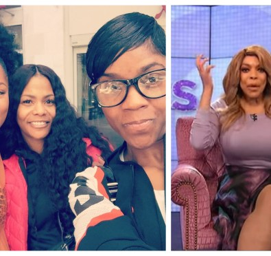 Must See: Wendy Williams Dishes on Hot Topics About The Time Diddy Sent R&B Group Total To Fight Her at Radio Station [Video]