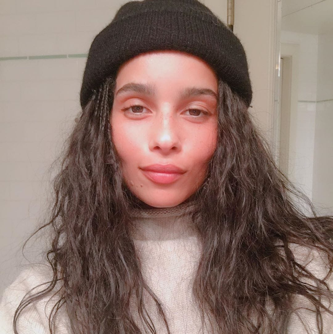 Confirmed Zoe Kravitz To Play Catwoman In The Batman