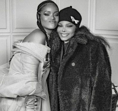 Janet Jackson Presents Rihanna with Urban Luxe Honor at 2019 British Fashion Awards [Photos]