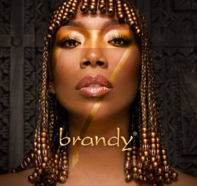Brandy Unveils 'B7' Album Cover