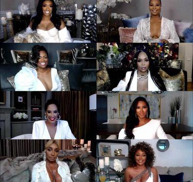 Bravo Unveils 'The Real Housewives of Atlanta' Season 12 Explosive Virtual Reunion Trailer [Video]