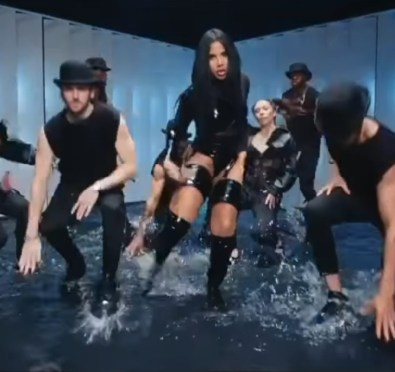 New Video: Toni Braxton 'Dance'