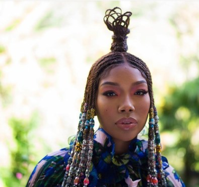 Winning! Brandy's 'B7' Skyrockets To Over 50 Million Streams on Spotify In First 72 Hours of Release