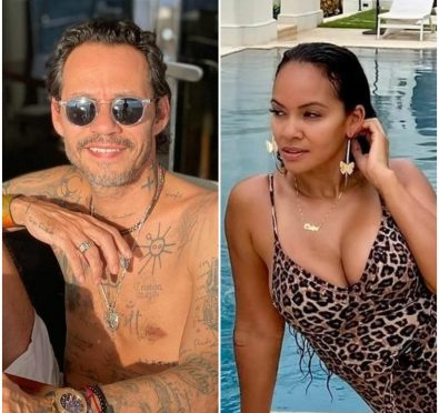 Evelyn Lozada & Marc Anthony Reportedly Dating, Evelyn Shares Snaps of Her Kids Spending Time at His Mansion [Photos]