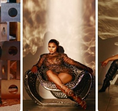 Lil Kim Drops New Pretty Little Thing Collection and Slays The Entire Photoshoot [Pics]
