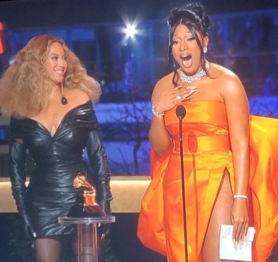 Megan Thee Stallion & Beyonce Make History Becoming First Female Pair To Win Grammy For Best Rap Song at 2021 Grammys [Video]