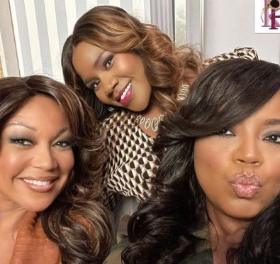 """R&B Divas: Kelly Price, Shanice, and Chante Moore Tease """"Secret"""" Project """"We Can't Wait To Share"""""""