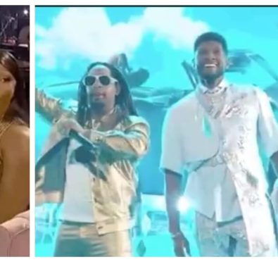 2021 iHeartRadio Music Awards: Usher Brings Down The House as Host & Performer, Lil Nas X, H.E.R, Demi Lovato Tribute Elton John+Meghan Thee Stallion, Silk Sonic, Ariana Grande & More [Performamces/Acceptance Speeches]
