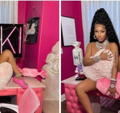 Nicki Minaj Makes Surprise Return To Social Media, Teases New Music Arriving Friday