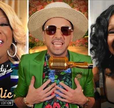Watch: DJ Cassidy Brings Together Patti LaBelle, Kelly Rowland, Gladys Knight, Vanessa Williams, Johnny Gill & More For 'Pass The Mic' Mother's Day Edition