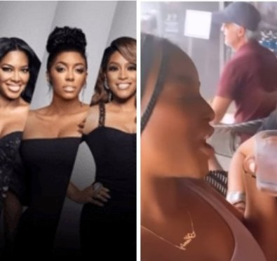 """Former LHHATL Star Light Skin Keisha To Appear on 'The Real Housewives of Atlanta' As """"Guest""""/Spotted Hanging with LaToya Howard Ahead of S14 Filming [Video]"""
