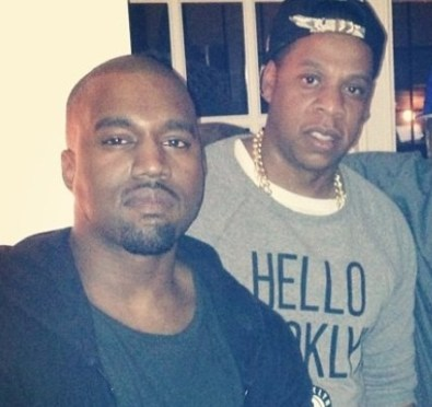 The Beef Is Over! Kanye West & JAY-Z Reunite on New Track For 'Donda' Album [Listen]