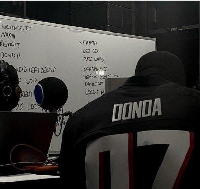 Kanye West Returns To Instagram/Unveils 'Donda' Album Tracklist