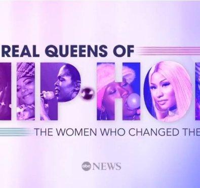 'Real Queens Of Hip-Hop' Special To Air On ABC ft. Cardi B, Missy Elliott, Eve, Lil Kim, Trina, Da Brat, Nicki Minaj, Queen Latifah, & Many More [Trailer]