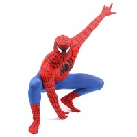 Spiderman-mascot