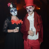 Wahaca Presents Day Of The Dead At The Old Vic Tunnels