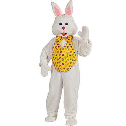 Easter Bunny Mascot London