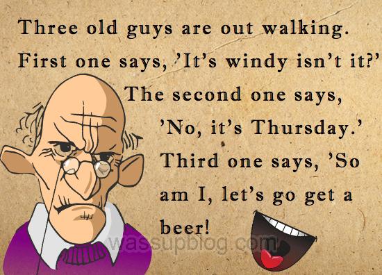 Old Age Jokes For Women