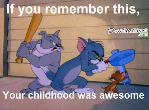 Tom And Jerry Jokes