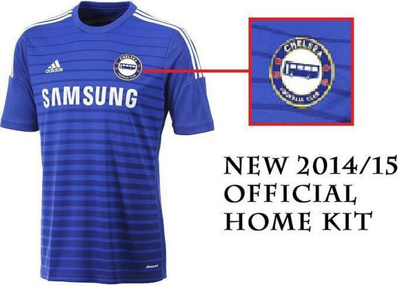 New Chelsea Kit Sponsor Here S How The 3 Logo Could Look Like