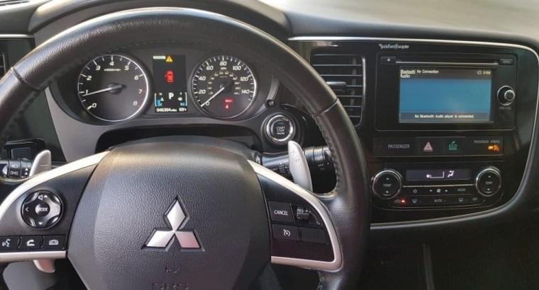Mitsubishi Outlander GT 2014