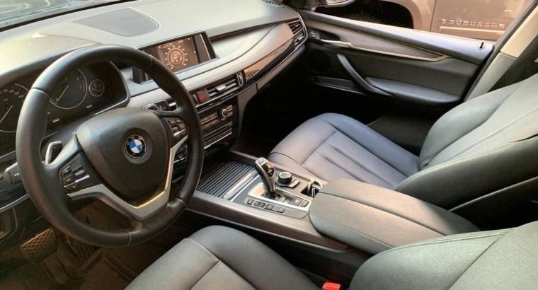 BMW X5 2016 xDrive 35i