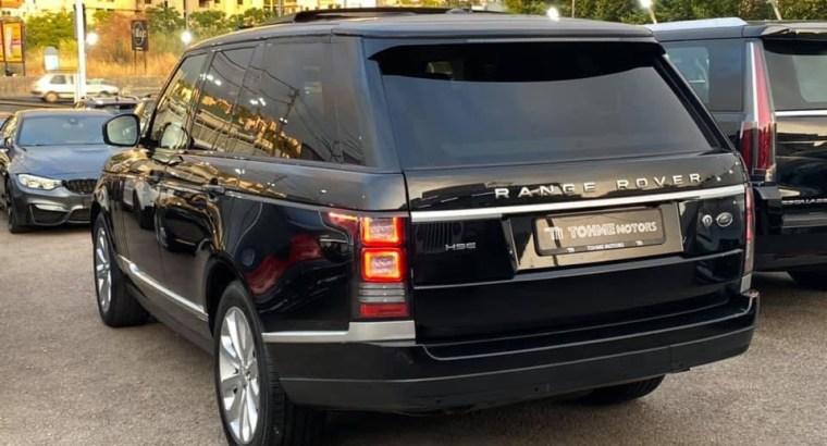 Range Rover Vogue HSE V8