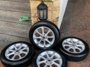 Smart Tires and Rims