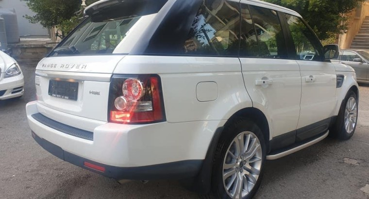 Range Rover HSE 2013