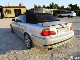 Bmw 325 ci Convertible 2005