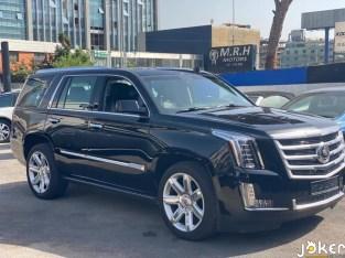 Cadillac Escalade 2015 Platinum