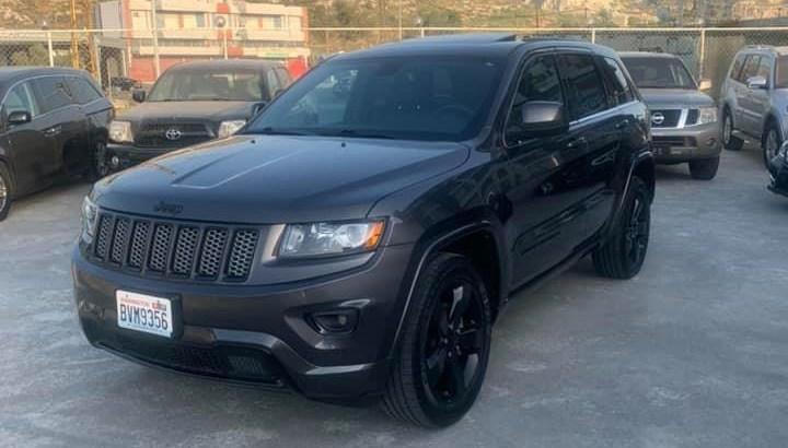 Grand Cherokee Black Edition