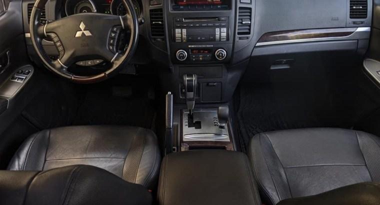 Mitsubishi Pajero Coupe 2014 GLS