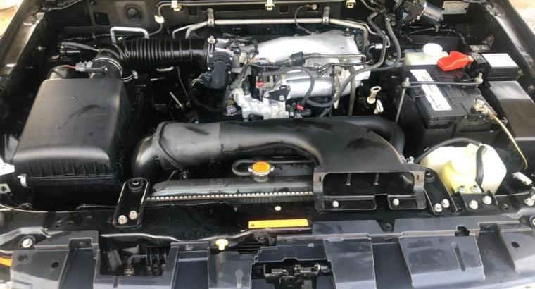 Mitsubishi Pajero 2010