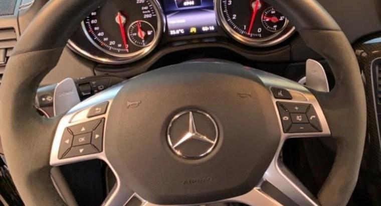Mercedes Benz G500 4×4 squared 2017