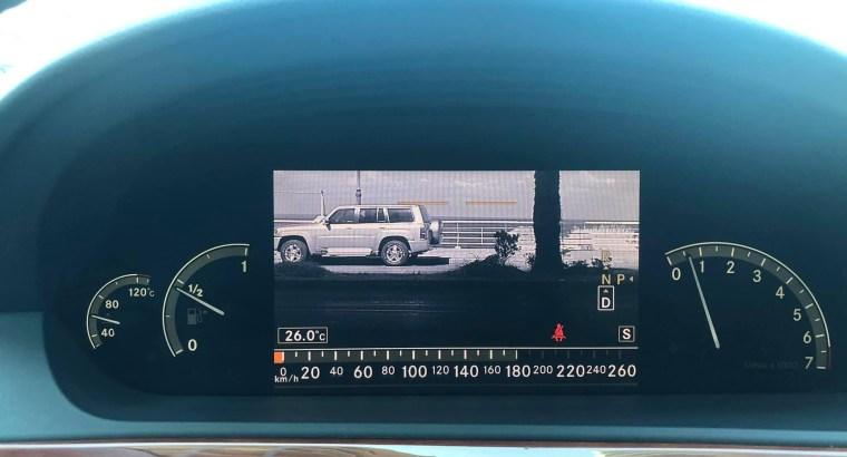 Mercedes S 350 V6 2008