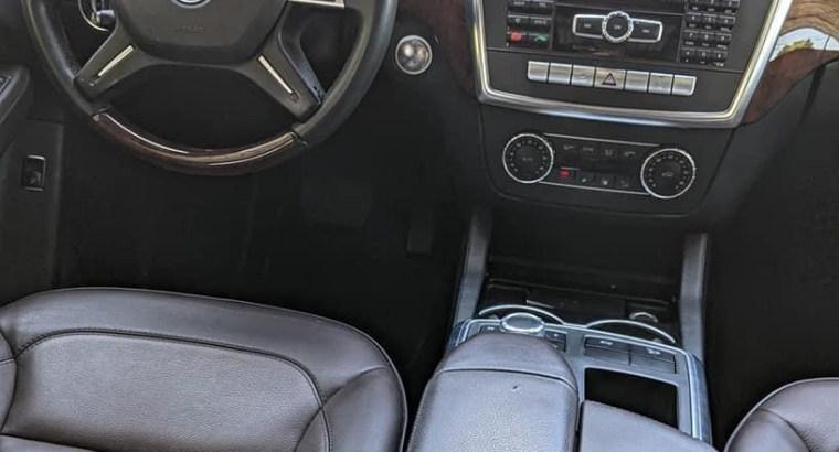 Mercedes 350 AMG package 2013