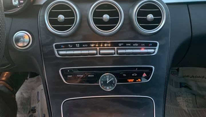 Mercedes C300 4matic look AMG