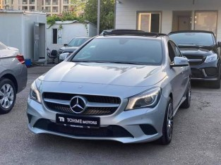 Mercedes CLA 200 2016